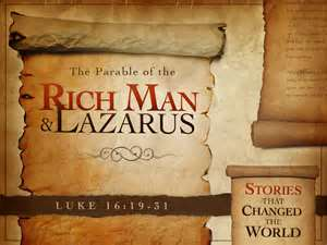 Parable of Rich Man and Lazarus