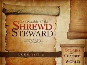 Parable of Shrewd Steward