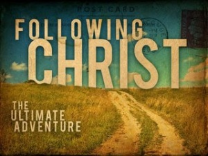 following_christ the ultimate adventure