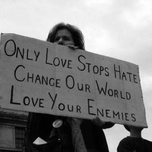 love stops hate