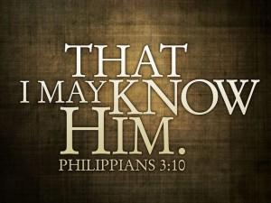 Philippians 3.10