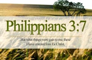 philippians 3.7