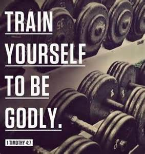 Image result for 1 timothy 4:7