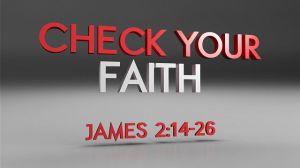 Check Your Faith