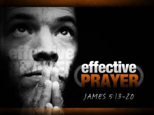 Effective Prayer