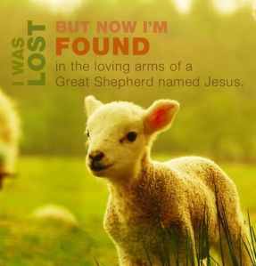 Parable of Lost Sheep