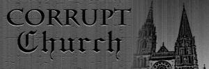 corrupt church